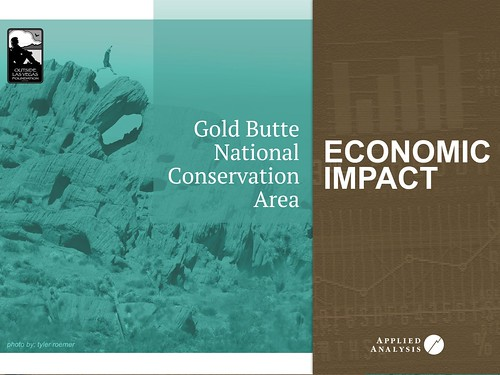 Gold Butte Economic Impact Study http://www.outsidelasvegas.org/gold-butte-economic-analysis @appliedanalysis @OutsideLasVegas @goldbutte @GoMesquiteNV