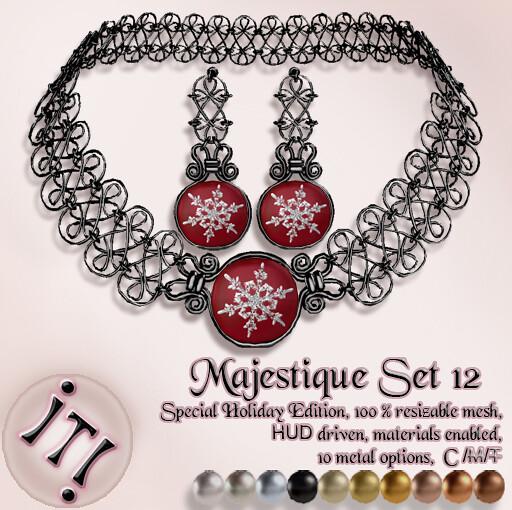 !IT! - Majestique Set 12 Image
