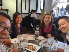 Brunch Time with my Asians #asianinvasion #brunch