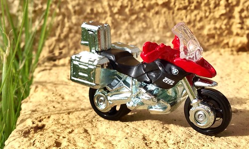 Matchbox BMW R1200 GS