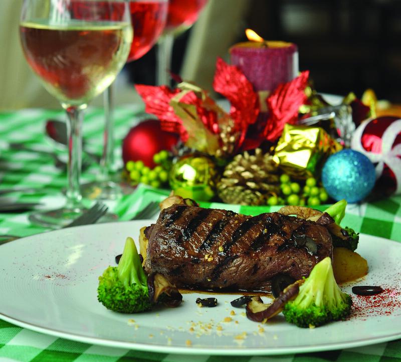 Roasted Sirloin Steak