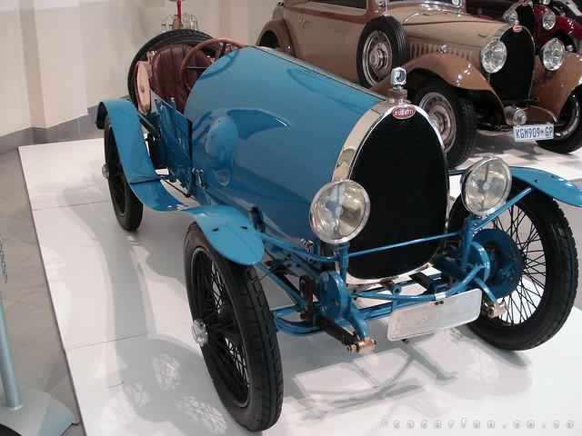 Родстер Bugatti Type 13