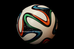 BRAZUCA FIFA CLUB WORLD CUP MOROCCO 2013 ADIDAS OFFICIAL MATCH BALL 07