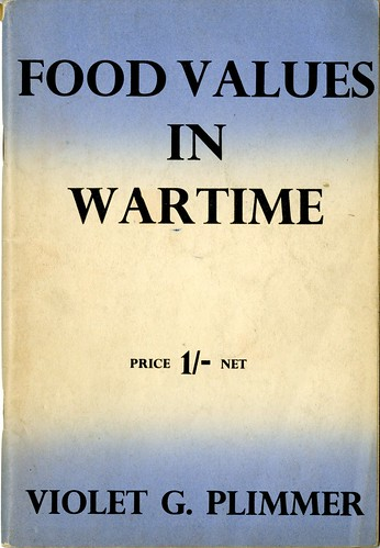 Food Values in Wartime