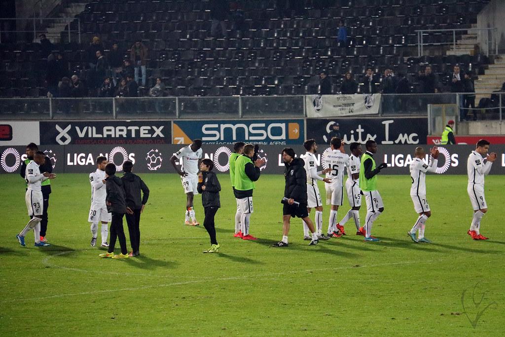Vitória SC 3-4 Marítimo