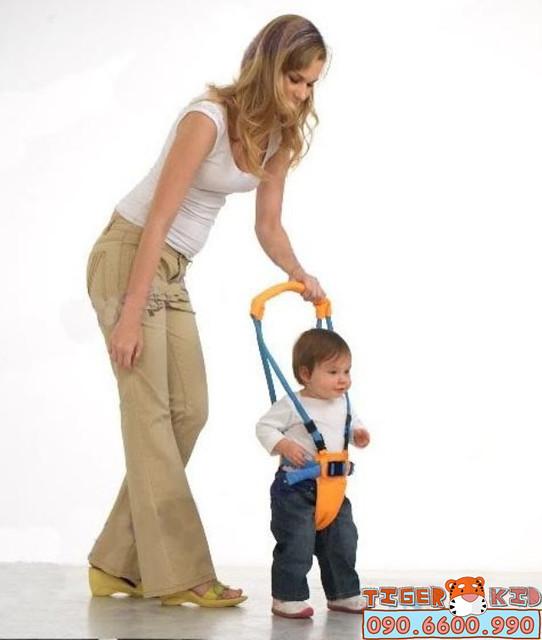 Quần áo trẻ em, bodysuit, Carter, đầm bé gái cao cấp, quần áo trẻ em nhập khẩu, M271- Đai tập đi Moon Walk- Giảm giá còn 75k(Giá gốc 130k)