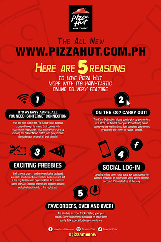 5 Reasons to Love Pizza Hut
