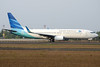 Garuda Indonesia Boeing 737-8U3/WL PK-GFX