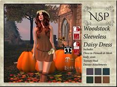 NSP Woodstock Daisy Tank Dress - V5