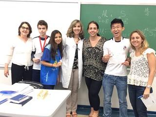 Olimpíada de Matemática - 9º e EM (out/16)