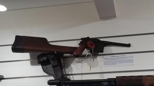 German WWII Mauser C96 Gun