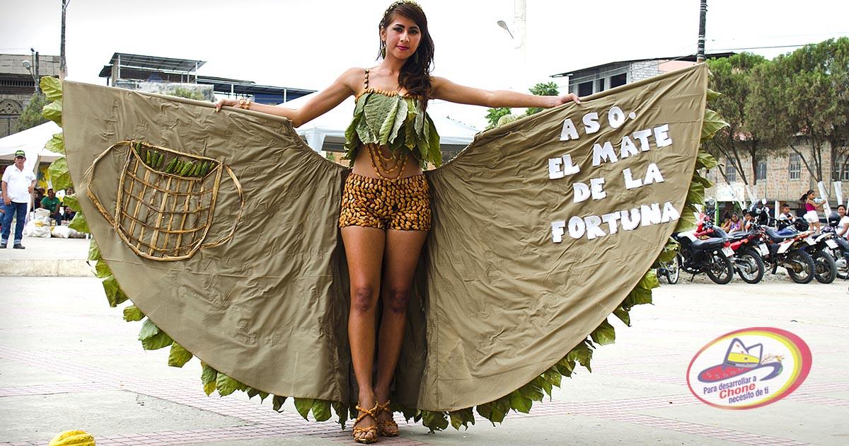 Exitoso resultó el festival montubio y la 8va feria productiva