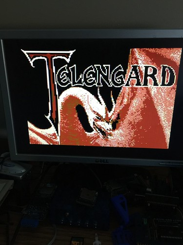 DDI Telengard title screen | by markgladson