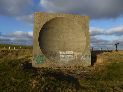 World War II sound mirror