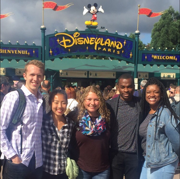 Fraser, Charles; Paris, France - Figuring Out Paris - Disneyland