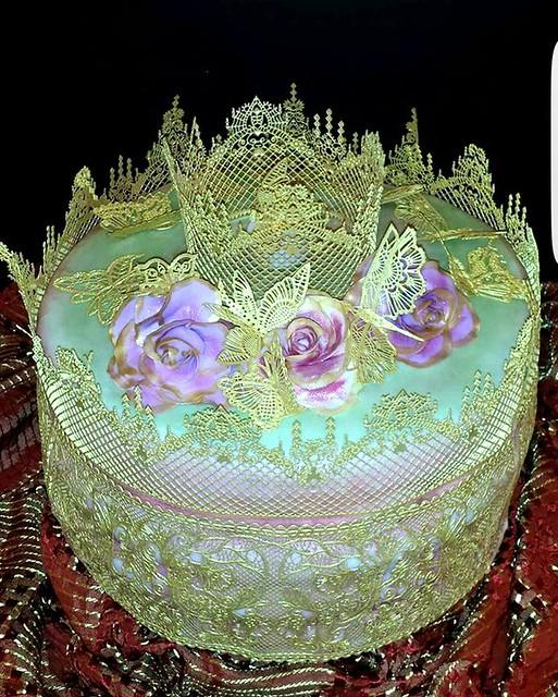 Cake by Svetlana Niktalova of Cakesbysweetlana