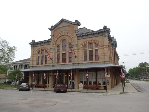 chfstew texas txcoloradocounty bank theater nationalregisterofhistoricplaces nrhpsouth