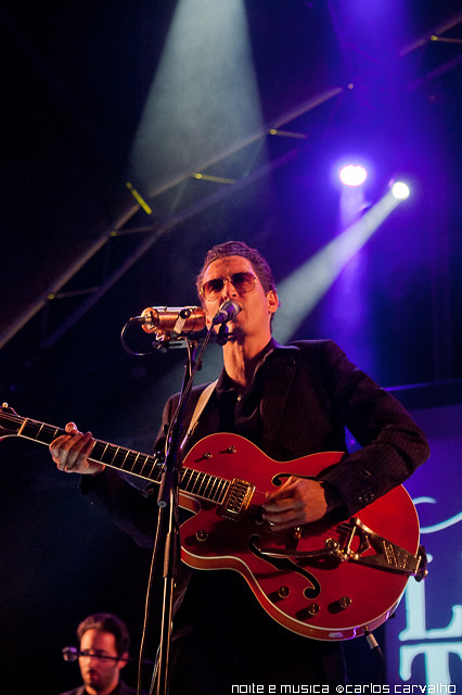The Legendary Tigerman - O Sol da Caparica '15
