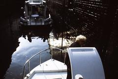 Hausboottour (90) Bobziner Schleuse
