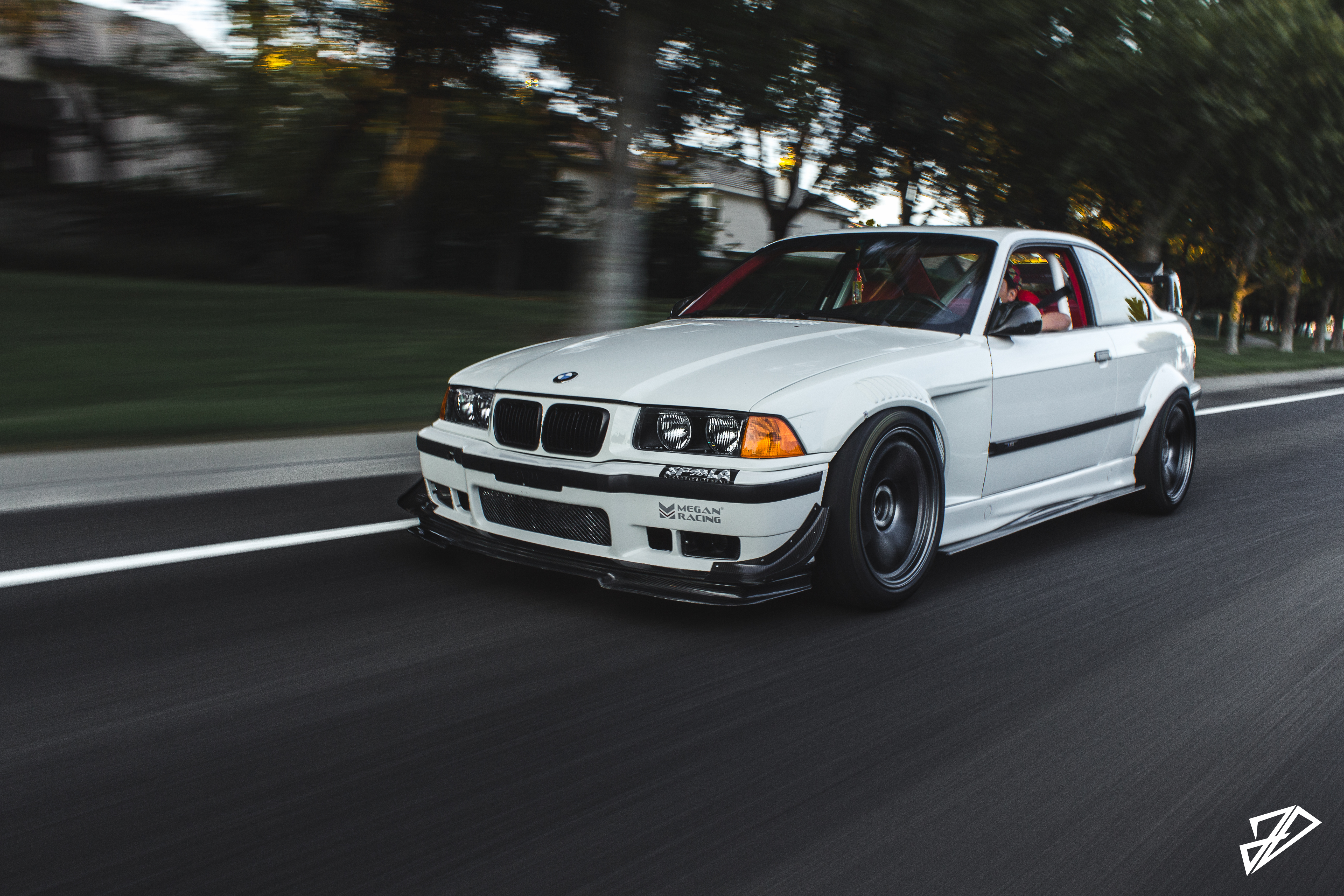 Widebody E36 M3 I Shot The Other Day Stance