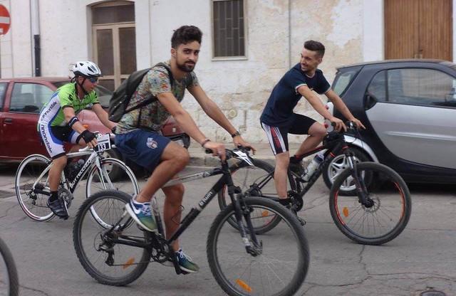 Rutigliano- La sesta edizione di Ri-pedalando pedalando (6)