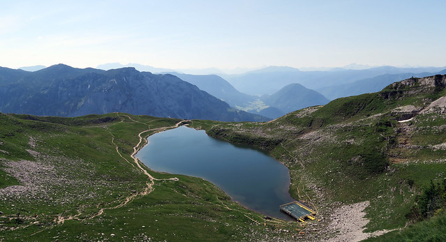 Kalnu ezeriņš