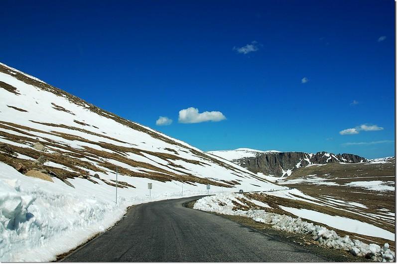Mount Evans road (Hwy 5) 23