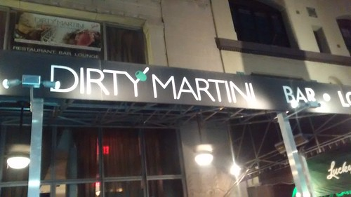 Washington DC Dirty Martini Aug 15 1