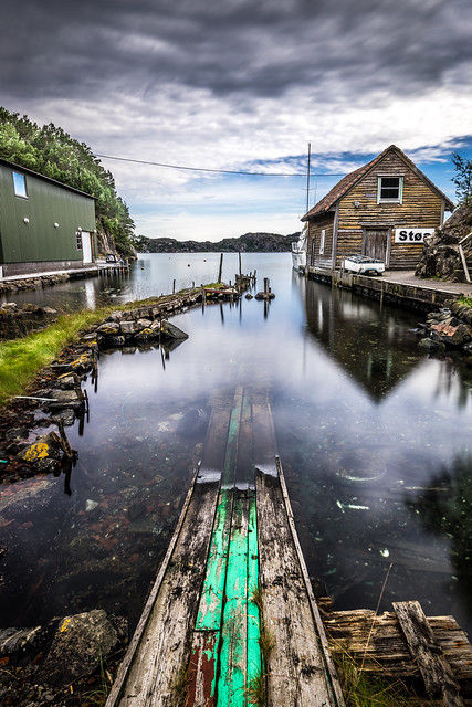 Morlandsstøa - Storelva, Norway - Travel, landscape photography
