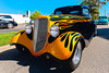 Classic flamed street rod by hz536n/George Thomas