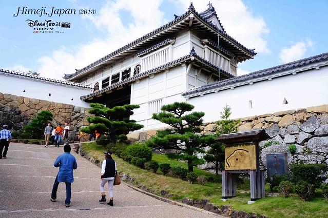 Japan - Himeji Castle 01