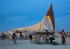 Burning Man Art 2015