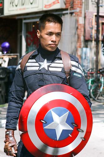 Kensington Super Hero
