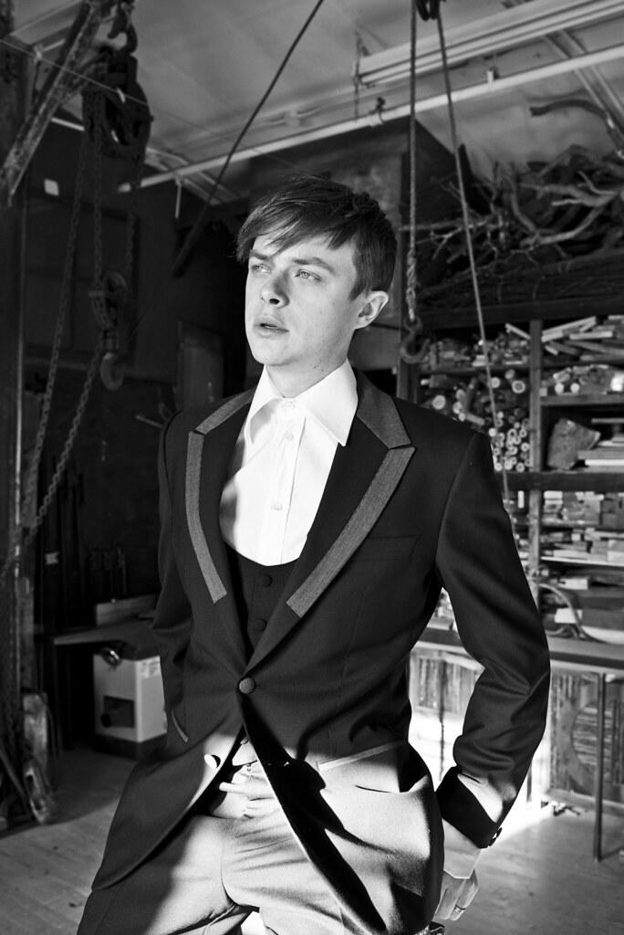 Дэйн ДеХаан — Фотосессия для «Vogue» IT 2015 – 9