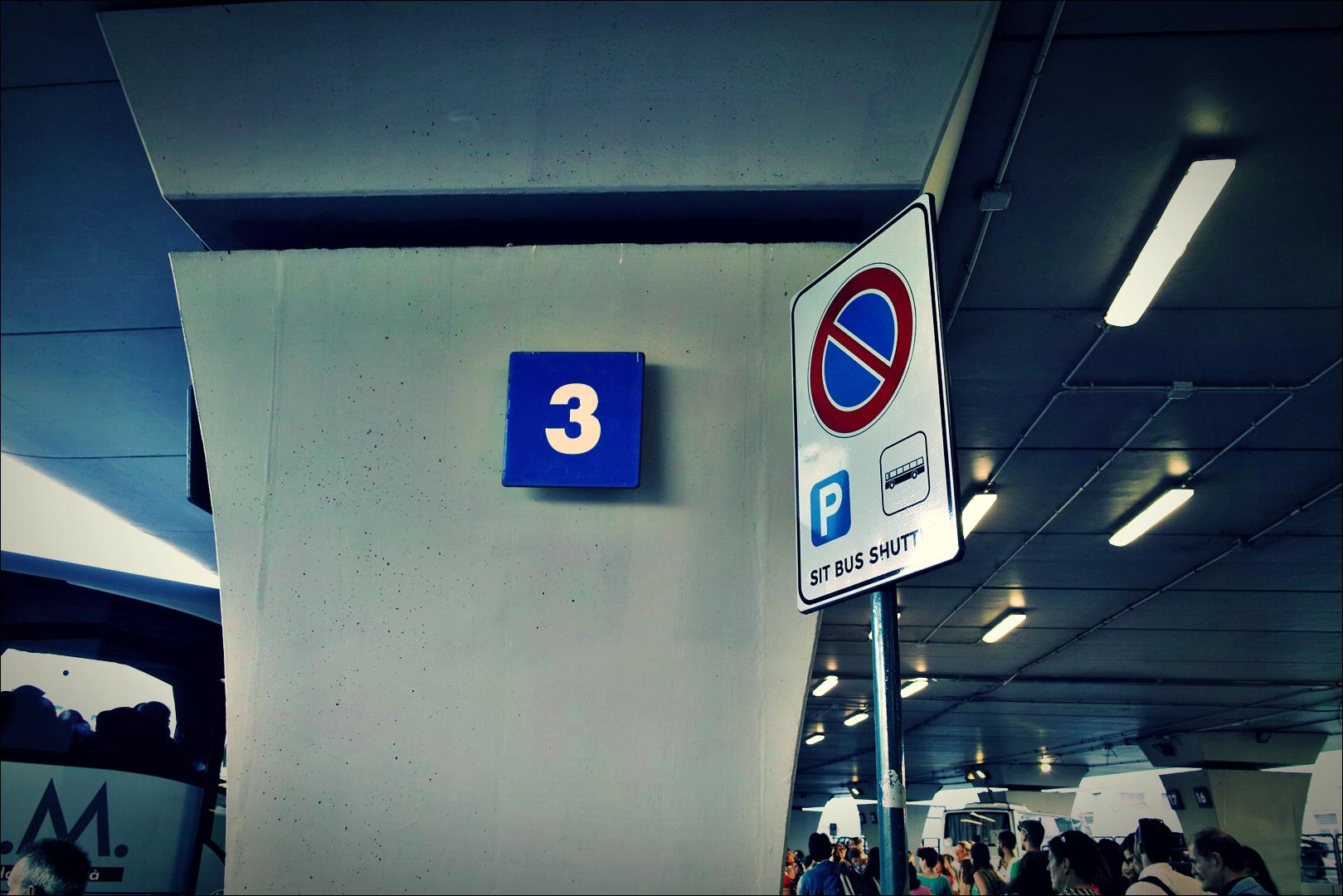 로마 공항 3번 플랫폼-'로마 바티칸 산 발렌티노 호텔'