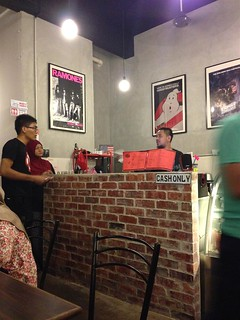 Dinner @ Grease, Shah Alam