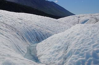 066 Op de gletsjer