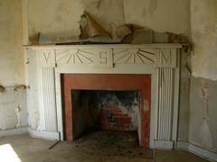 Simpson's Grove, fireplace