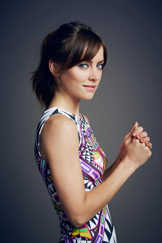 Джессика Строуп — Фотосессия для «The Following» на «Comic-Con» 2014 – 6