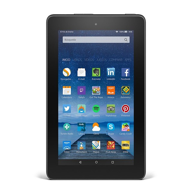 kindle fire 7 pulgadas