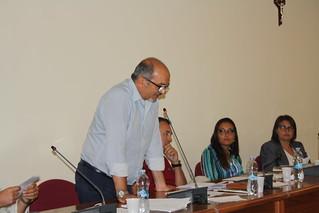 Casamassima-Consiglio Comunale, le interpellanze-L'intervento di Petroni in Consiglio comunale