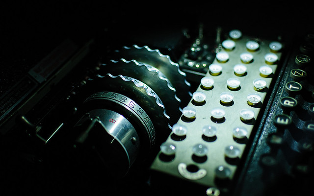 Enigma Crypto Machine