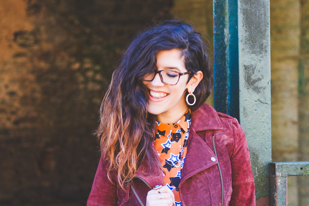 seventies brown tones autumn outfit