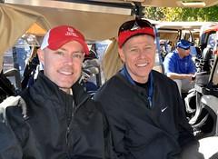 L-R: Rick Lowe and Doug Isenberg
