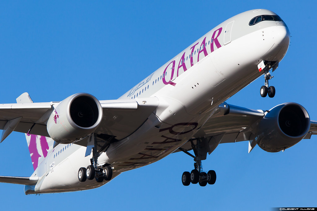 A7-ALG - A359 - Qatar Airways