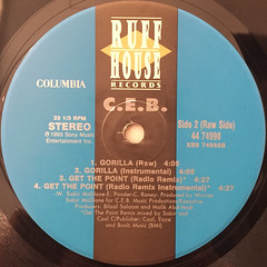 C.E.B.:GOES LIKE THIS(LABEL SIDE-B)