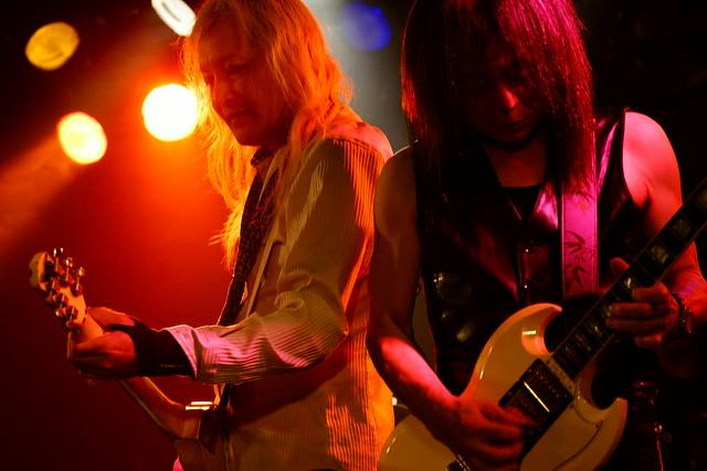 Bubble No.7 live at Outbreak, Tokyo, 12 Nov 2015. 030