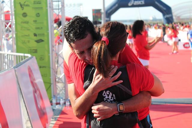 EM'Força na Maratona do Porto EDP, 2015