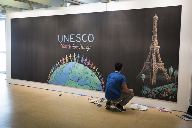 Ambiance_9th Youth Forum_26 10 2015 ©UNESCO-NH_022