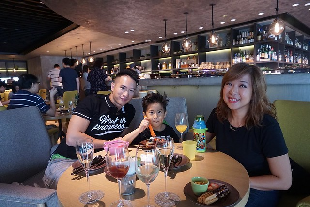 Sunday Brunch at Alibi, Cordis Hong Kong